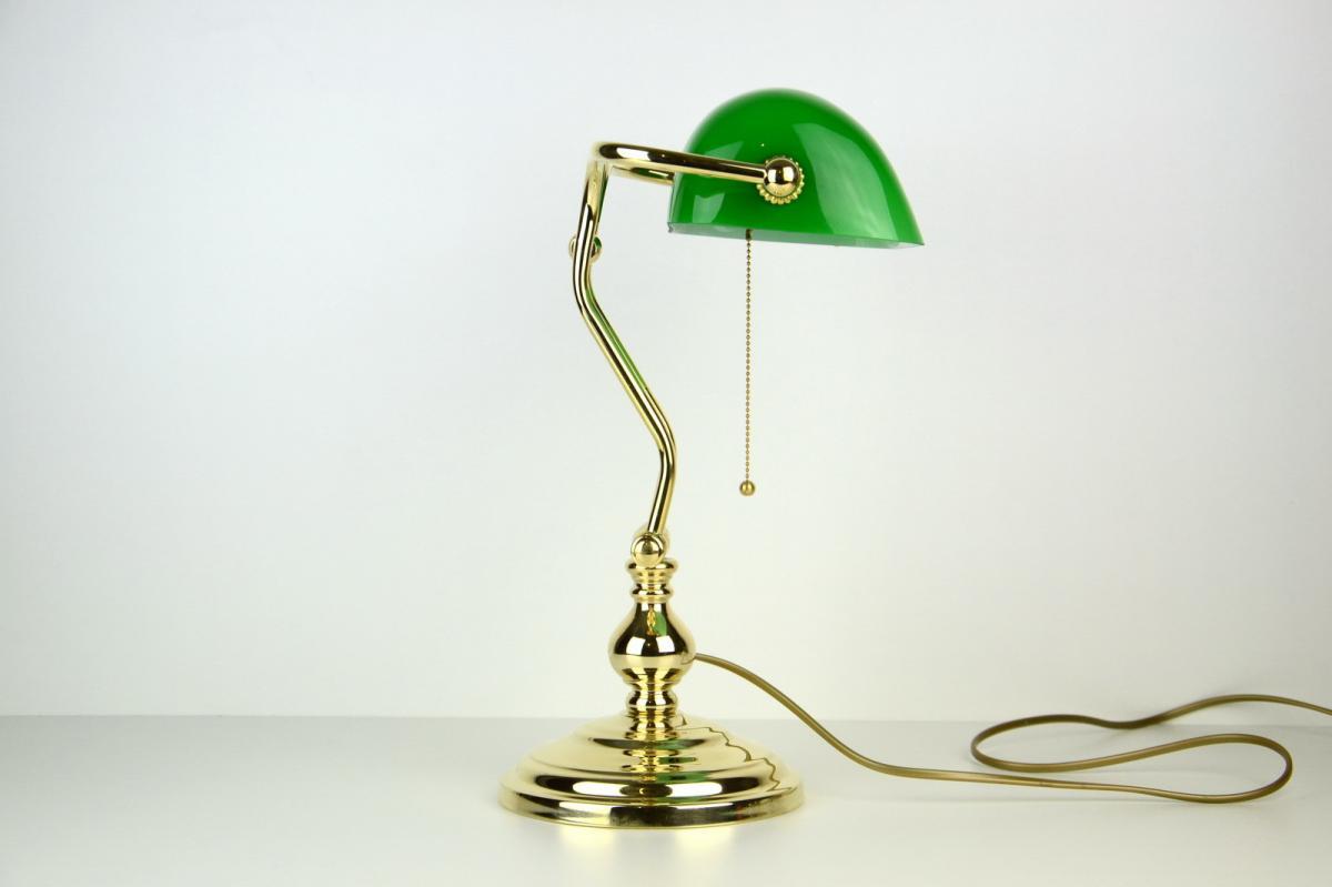Lampada ministeriale ottone lucido lampade ministeriali lettura