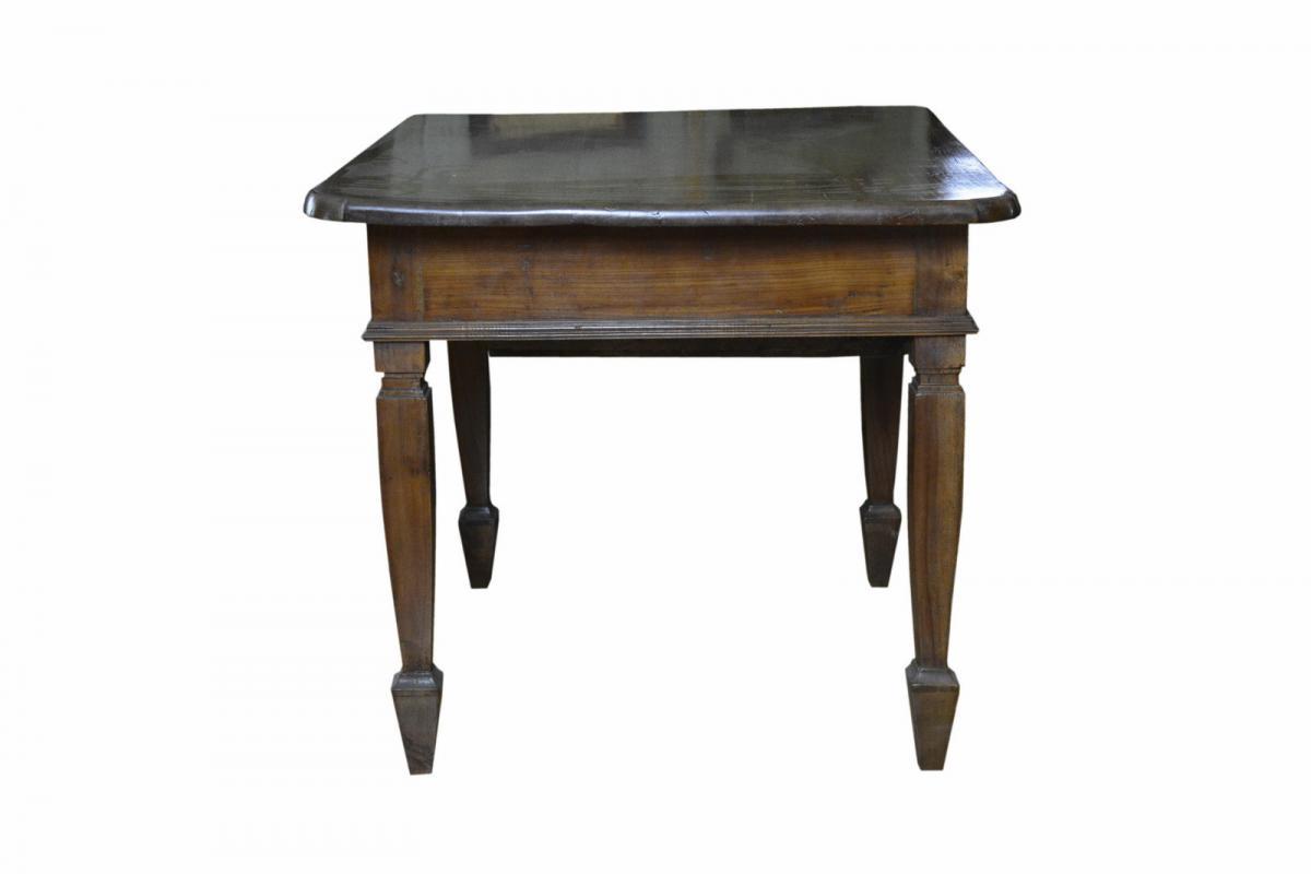 Comò Antichi Del 800 tavolo in ciliegio, mobili in noce, mobili antichi, oggetti