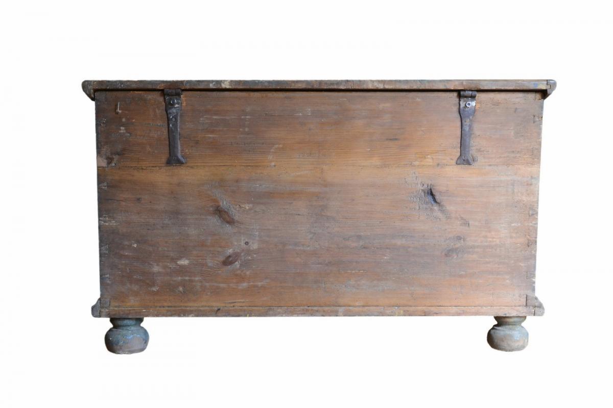Mobili Avellino E Provincia antico baule, mobili dipinti e decorati, mobili antichi, oggetti