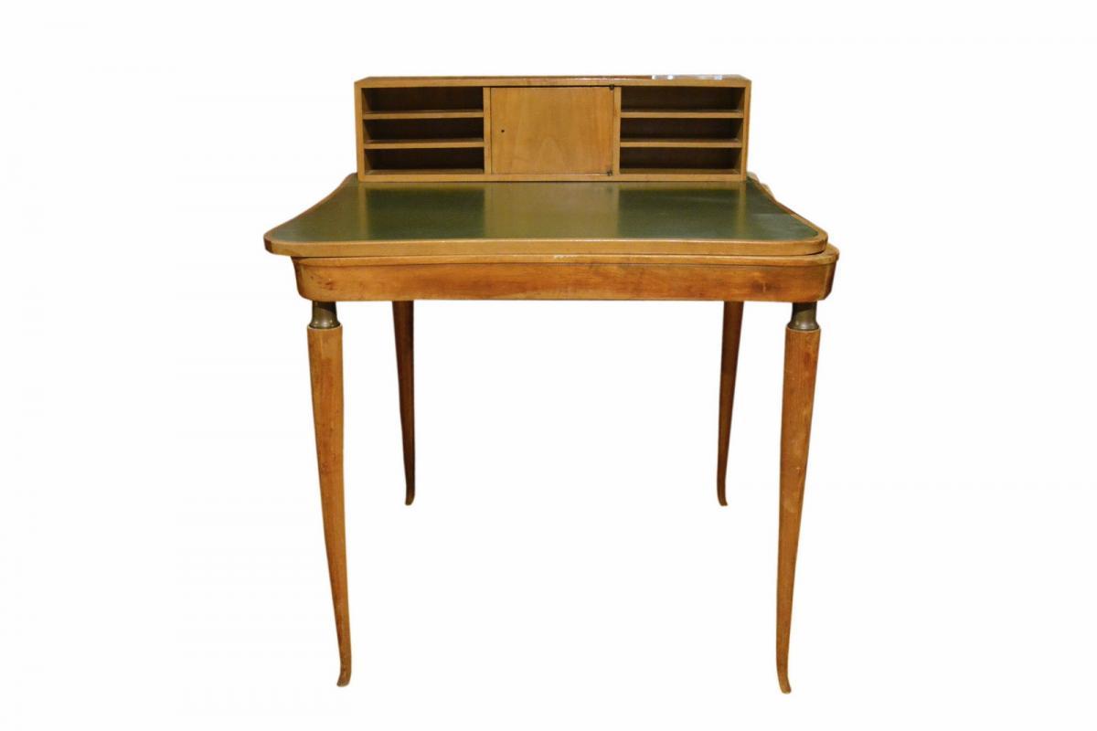 Mobili Avellino E Provincia tavolo inglese anni '20, mobili in noce, mobili antichi, oggetti